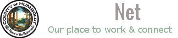 Humboldt County Intranet Home